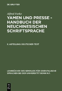 Cover Deutscher Text