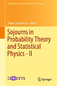 Cover Sojourns in Probability Theory and Statistical Physics - II
