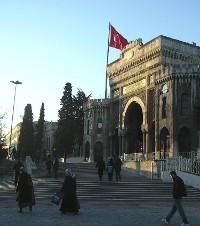 Cover Die türkische Leine