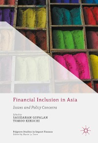 Cover Financial Inclusion in Asia
