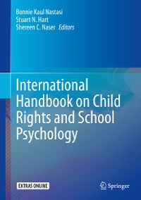 Cover International Handbook on Child Rights and School Psychology