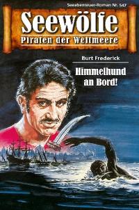 Cover Seewölfe - Piraten der Weltmeere 547