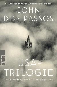 Cover USA-Trilogie