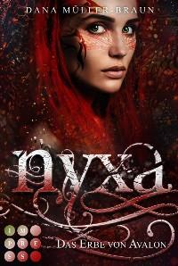 Cover Nyxa 1: Das Erbe von Avalon