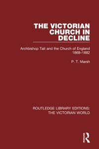 Cover Victorian Church in Decline