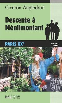 Cover Descente à Ménilmontant