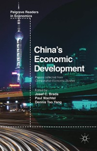 Cover China's Economic Development