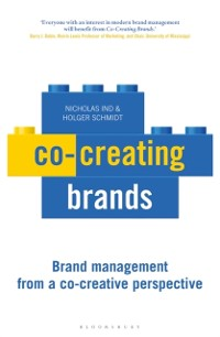 Cover Co-creating Brands