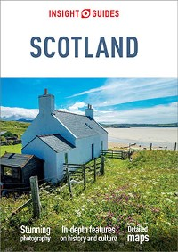 Cover Insight Guides Scotland (Travel Guide eBook)