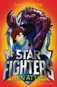 Cover STAR FIGHTERS 1: Alien Attack
