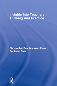 Cover Insights Into Teachers' Thinking And Practice