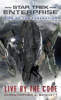 Cover Rise of the Federation: Live by the Code