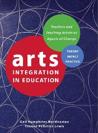 Cover Arts Integration in Education