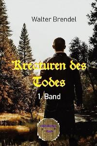 Cover Kreaturen des Todes, 1. Band