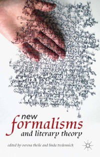 Cover New Formalisms and Literary Theory