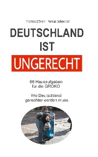 Cover Deutschland ist ungerecht