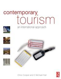 Cover Contemporary Tourism