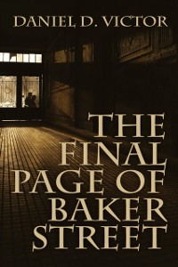 Cover Final Page of Baker Street