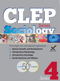 Cover CLEP Sociology Series 2017