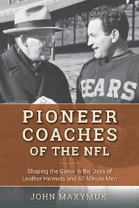 Cover Pioneer Coaches of the NFL