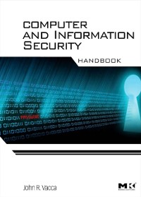Cover Computer and Information Security Handbook