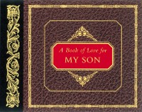 Cover Book of Love for My Son