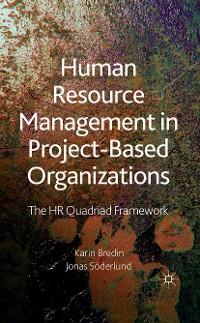 Cover Human Resource Management in Project-Based Organizations