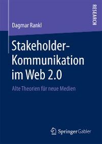 Cover Stakeholder-Kommunikation im Web 2.0