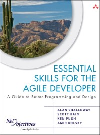 Cover Essential Skills for the Agile Developer