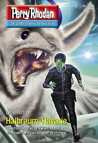 Cover Perry Rhodan 3006: Halbraum-Havarie