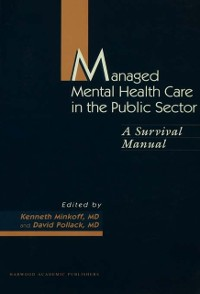 Cover Man Mental Health Care