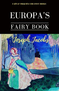 Cover Europa's Fairy Book