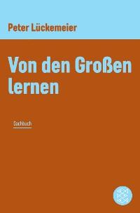 Cover Von den Großen lernen