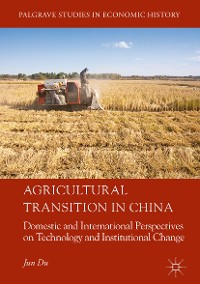 Cover Agricultural Transition in China