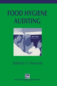 Cover Food Hygiene Auditing