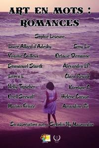 Cover Art en Mots : Romances