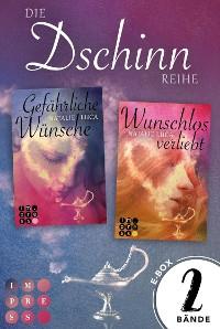 Cover Die Dschinn-Reihe: Sammelband der magisch-romantischen Dschinn-Dilogie