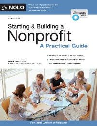 Cover Starting & Building a Nonprofit