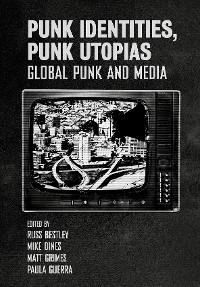Cover Punk Identities, Punk Utopias