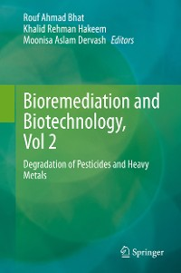 Cover Bioremediation and Biotechnology, Vol 2