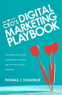 Cover The CEO's Digital Marketing Playbook