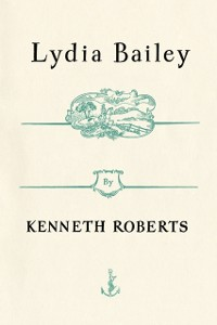 Cover Lydia Bailey
