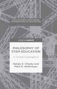 Cover Philosophy of STEM Education