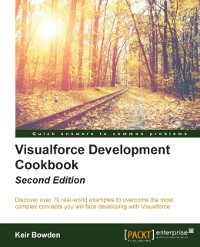 Cover Visualforce Development Cookbook - Second Edition