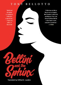 Cover Bellini and the Sphinx