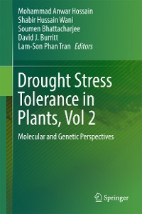 Cover Drought Stress Tolerance in Plants, Vol 2