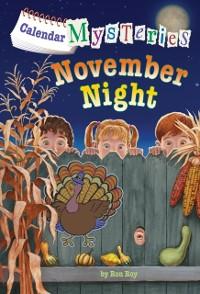 Cover Calendar Mysteries #11: November Night