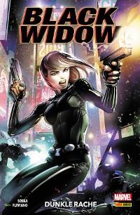 Cover Black Widow - Dunkle Rache