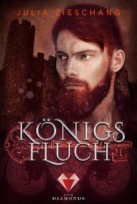 Cover Königsfluch (Prequel von »Königsblau«)