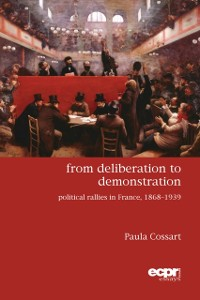 Cover From Deliberation to Demonstration